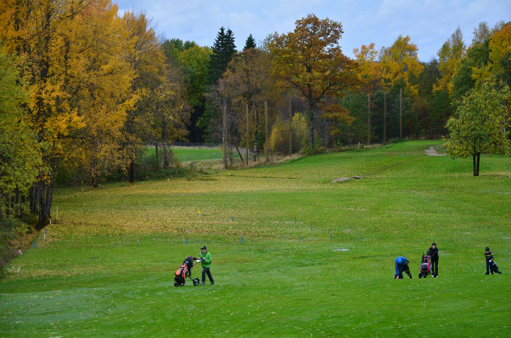 golfbanan