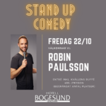 Stand UP Robin Paulsson